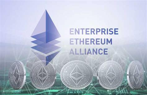 Ethereum Enterprise Alliance udostępnia nowe specyfikacje