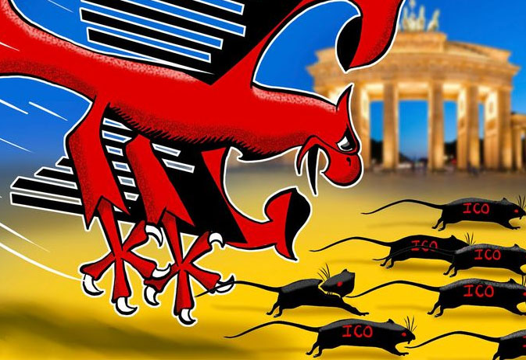 Niemiecki organ nadzoru finansowego wprowadza pożądane przepisy międzynarodowe dla ICO